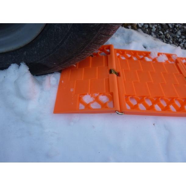 Ekspedition Icegrip skridsikre plader til bilen