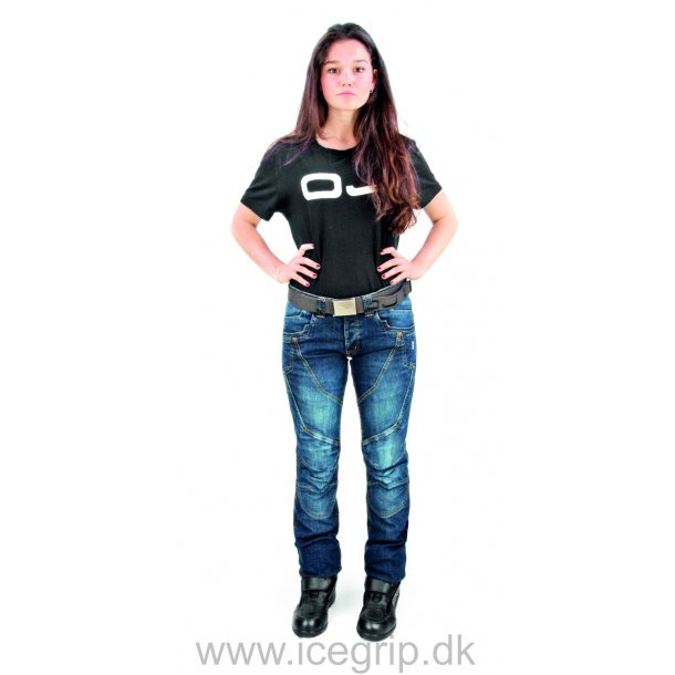 MC jeans DAME blå