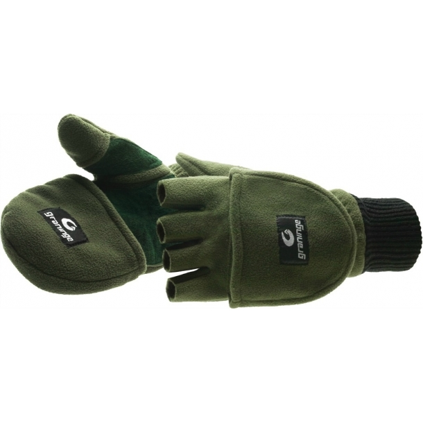 Fingerhandsker fleece foret