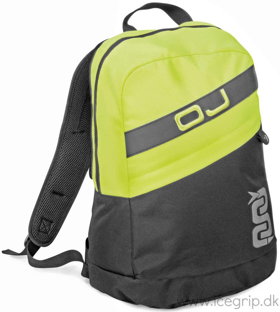 Rygsæk LEMON | rygsæk med regnslag og god synlighed i trafikken